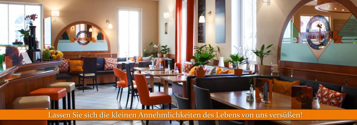 Restaurant-Räume | Restaurant & Cafe Wirrwarr | Altötting