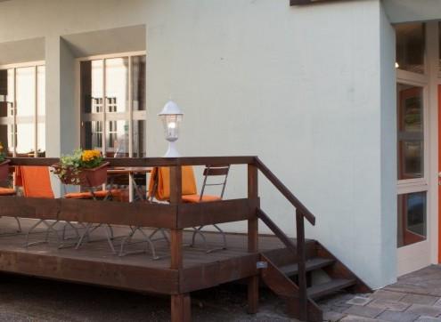 Draußen sitzen | Restaurant & Cafe Wirrwarr | Altötting