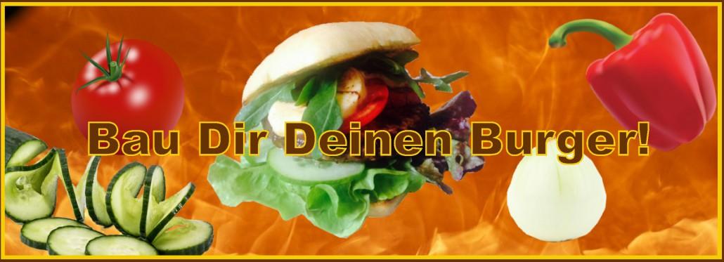 Burger selber bauen | Cafe Wirrwarr