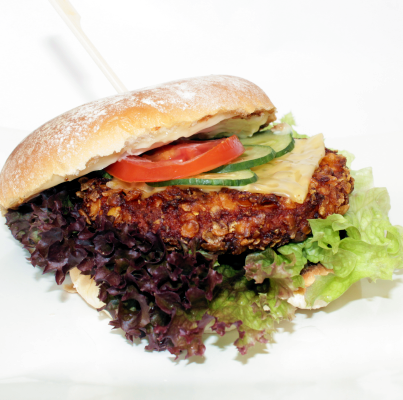 Crispi Chicken | Burger | Restaurant Wirrwarr