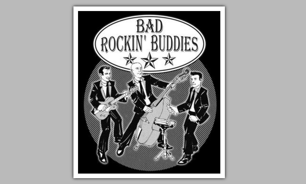 Bad Rockin' Buddies | ROCK'N ROLL PARTY DER 50ER/60ER JAHRE